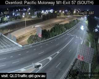 Pacific Motorway M1 – Exit 57