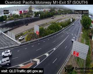 Pacific Motorway M1 – Exit 57, QLD