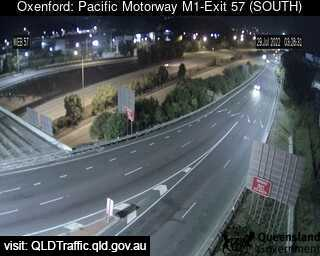 Pacific Motorway M1 – Exit 57, QLD (South), QLD