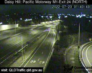 Pacific Motorway M1 – Exit 24