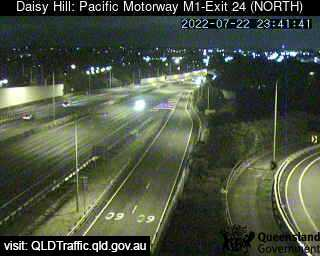 Pacific Motorway M1 – Exit 24, QLD (North), QLD