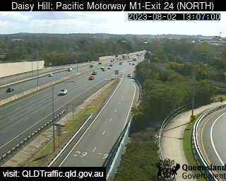 Pacific Motorway M1 – Exit 24, QLD