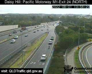 Pacific Motorway M1 – Exit 24, QLD (North), QLD