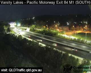 Pacific Motorway M1 – Exit 84