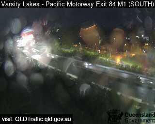 Pacific Motorway M1 – Exit 84, QLD