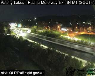 Pacific Motorway M1 – Exit 84, QLD (Northwest), QLD