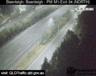 Pacific Motorway M1 Eagleby – Exit 34, QLD (North), QLD