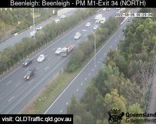 Pacific Motorway M1 Eagleby – Exit 34, QLD