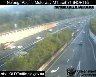 Pacific Motorway M1 – Exit 71