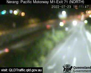 Pacific Motorway M1 – Exit 71, QLD (North), QLD