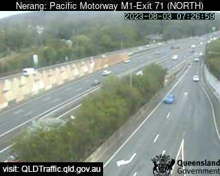 Pacific Motorway M1 – Exit 71, QLD (North), QLD