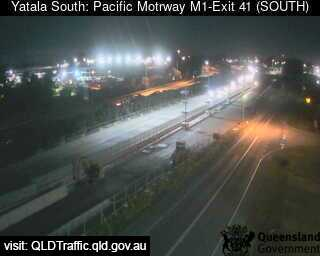 Pacific Motorway M1 – Exit 41