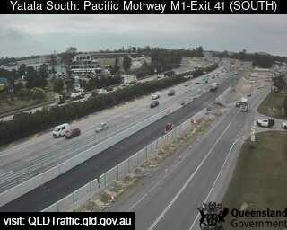 Pacific Motorway M1 – Exit 41, QLD (Southeast), QLD