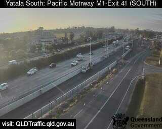 Pacific Motorway M1 Yatala – Exit 41, QLD