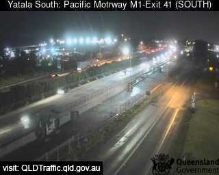 Pacific Motorway M1 Yatala – Exit 41