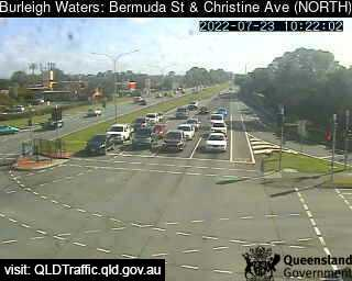 Bermuda Street & Christine Avenue, QLD (North), QLD