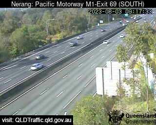 Pacific Motorway M1 – Exit 69