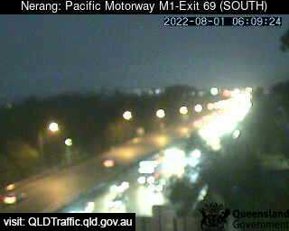 Pacific Motorway M1 – Exit 69, QLD (South), QLD