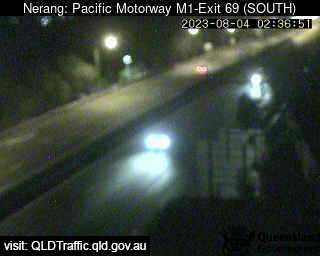 Pacific Motorway M1 – Exit 69, QLD
