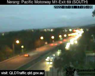 Pacific Motorway M1 Ashmore – Exit 69, QLD