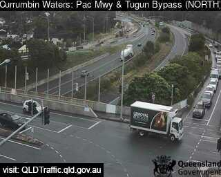 Pacific Motorway M1 & Tugun Bypass, QLD (South), QLD