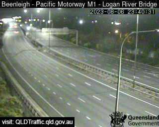 Pacific Motorway M1 – Logan River Bridge