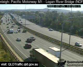 Pacific Motorway M1 – Logan River Bridge