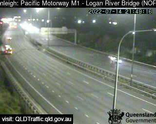 Pacific Motorway M1 – Logan River Bridge, QLD