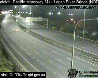 Pacific Motorway M1 – Logan River Bridge, QLD