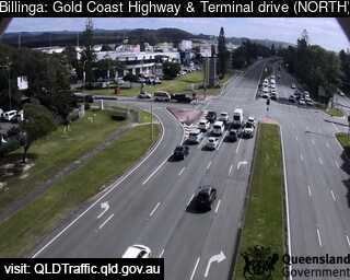 Gold Coast Highway and Terminal Drive
