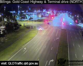 Gold Coast Highway & Terminal Drive, QLD