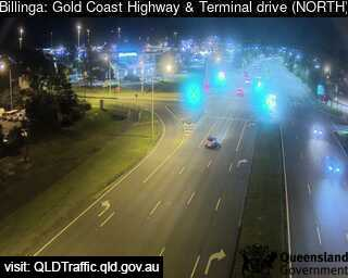 Gold Coast Highway & Terminal Drive