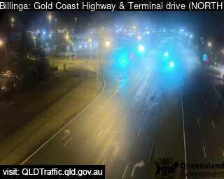 Gold Coast Highway & Terminal Drive, QLD