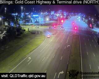 Gold Coast Highway & Terminal Drive, QLD (Northwest), QLD