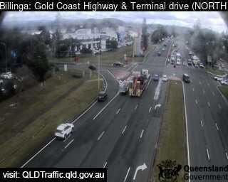 Gold Coast Highway & Terminal Drive