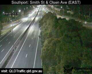 Smith Street & Olsen Avenue, QLD (East), QLD