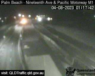 19th Avenue & Pacific Motorway M1