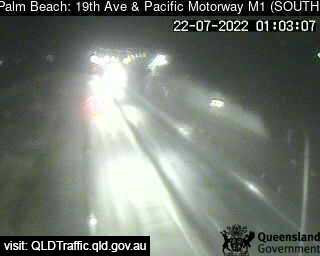 19th Avenue & Pacific Motorway M1 Palm Beach