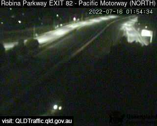 Robina Parkway & Pacific Motorway M1 – Exit 82