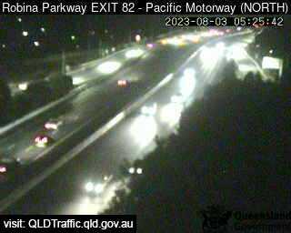 Robina Parkway & Pacific Motorway M1 – Exit 82