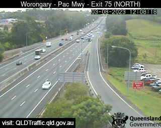 Elysium Road & Pacific Motorway – Exit 75, QLD (North), QLD