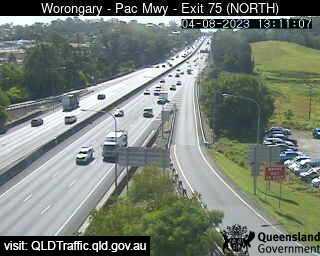 Elysium Road & Pacific Motorway – Exit 75, QLD