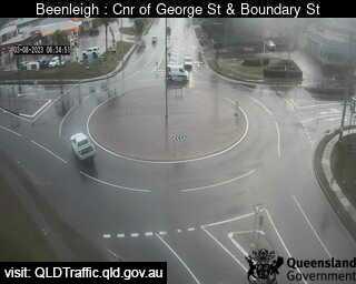 George Street & Boundary Street, QLD