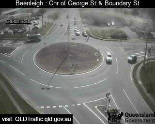 George Street & Boundary Street, QLD (North), QLD