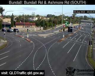 Bundall Road & Ashmore Road