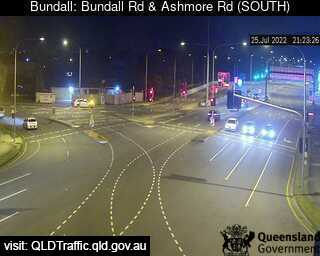 Bundall Road & Ashmore Road, QLD