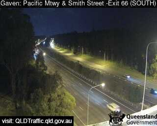 Pacific Motorway & Smith Street – Exit 66, QLD (South), QLD
