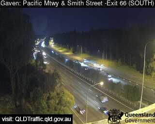Pacific Motorway & Smith Street – Exit 66, QLD