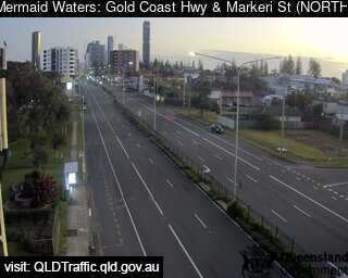Gold Coast Highway & Markeri Street, QLD (Northwest), QLD