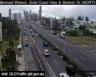 Gold Coast Highway & Markeri Street, QLD (Northwest), QLD